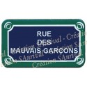 Magnet de Paris en émail