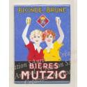 """Magnet """"Bières Mutizig"""""""