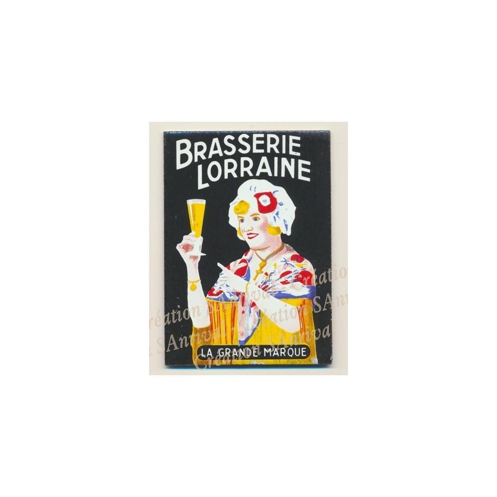 """Magnet """"Brasserie Lorraine"""""""