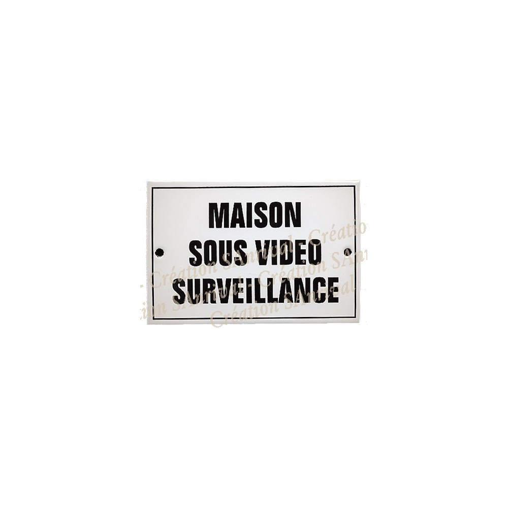 maison sous vid o surveillance filet simple 15x10cm sanrival. Black Bedroom Furniture Sets. Home Design Ideas