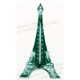 Thermomètre Tour Eiffel