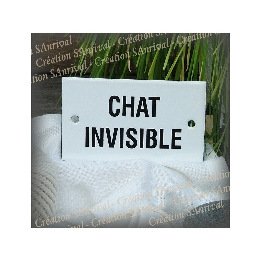 Topic des chats - Page 2 Plaque-10x6cm-chat-invisible