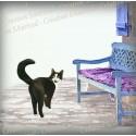 Décor Le Chat zoom